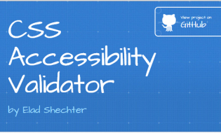 css-accessibilty-validator-by-elad-shechter