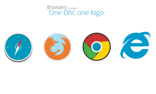 css-logos-of-browsers