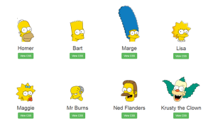 the-simpsons-css-only